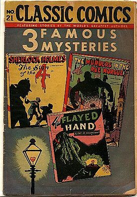 CC No 21 Three Famous Mysteries
