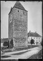 CH-NB - Kaiserstuhl (AG), Oberer Turm, vue d'ensemble extérieure - Collection Max van Berchem - EAD-7073.tif