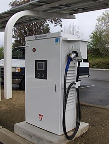 Fast Charging Electric Cars Occasionally Helps Battery
