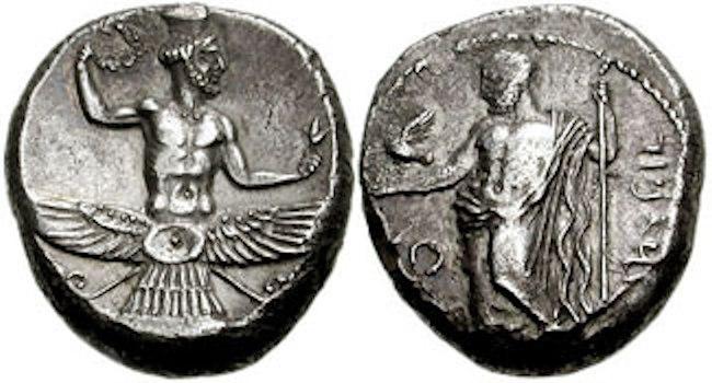 CILICIA, Soloi. Tiribazos, Satrap of Lydia. Second reign, 388-380 BC