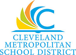 This is the logo of the Cleveland Metropolitan School District.