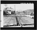 CONSTRUCTION PHOTOGRAPH, MARCH 5, L932 - U. S. Border Inspection Station, 103 Cherry Street, Sumas, Whatcom County, WA HABS WASH,37-SUM,1-13.tif