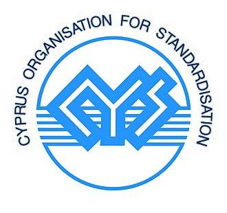 Cyprus Organisation for Standardisation - Image: CYS logo en