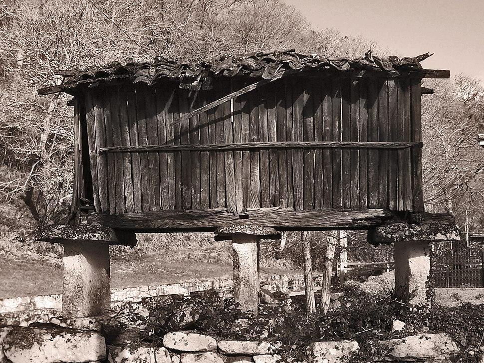 Cabazo, Oseira, San Cristovo de Cea, Galiza