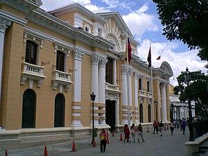 Palacio Municipal de Caracas - Palacio Municipal de Caracas
