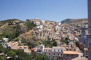 Caccamo - Image: Caccamo in Palermo province 24