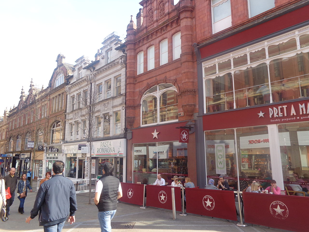 Cafes In Leeds Open Sunday