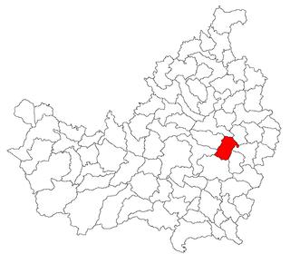 Căianu Commune in Cluj, Romania