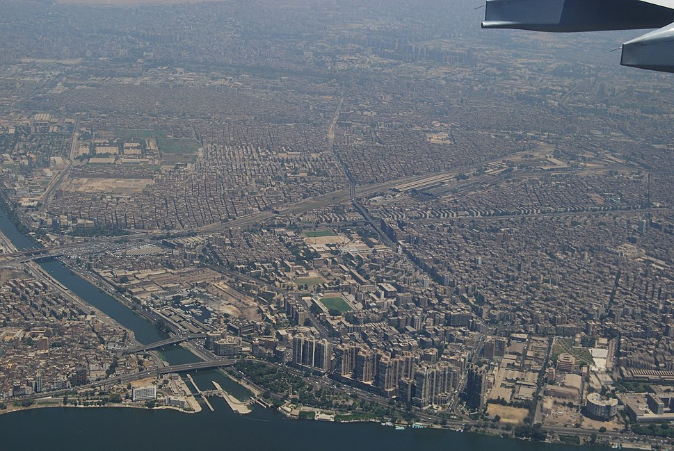 Cairo north