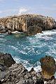 Cala Tramontana from Punta del Vuccolo - San Domino Island, Tremiti, Foggia, Italy - August, 2013 07.jpg