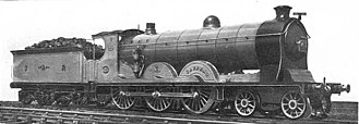 Caledonian Railway 49 and 903 Classes - 903 Cardean
