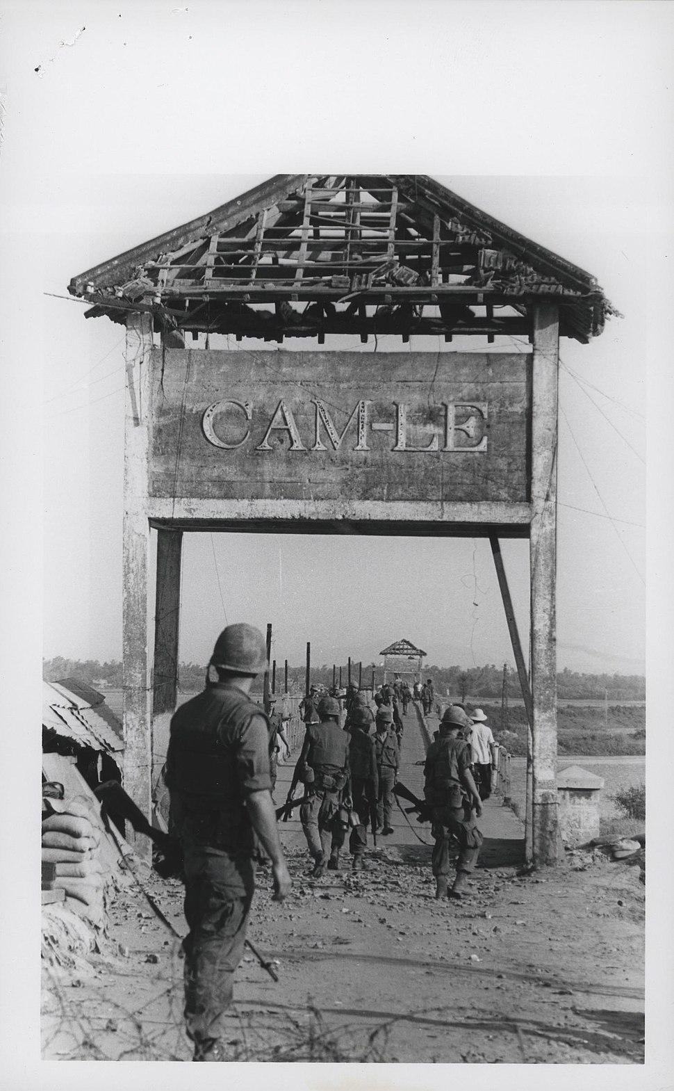Cam Le Bridge, Da Nang