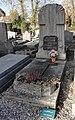 Cambrai - Cimetière de la Porte Notre-Dame, sépulture remarquable n° 16, famille Hombert-Delsaux, tombe remarquable (01).JPG