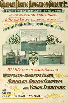 Canadian Pacific Navigation Co ad, BC Mining record, 12-99.JPG