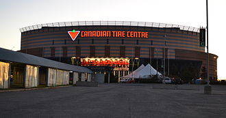 Canadian Tire Centre - Image: Canadian Tire Centre 1