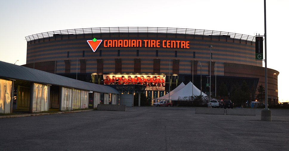 Canadian Tire Centre 1