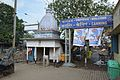 Canning Rail Coolie Shiva Mandir and Platform Entry-Exit Path - Canning Railway Station - South 24 Parganas 2016-07-10 5112.JPG
