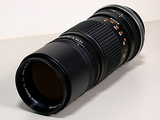 Canon FL lens mount - FL 200mm f/4.5