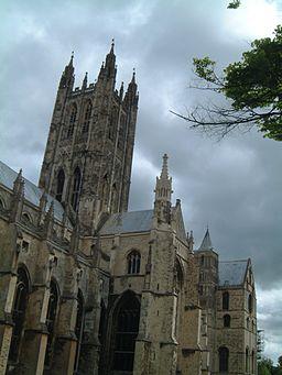 Katedralen i Canterbury