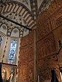 Cappella pellegrini, terrecotte di michele da firenze, 1435, 01.JPG