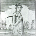 Captain John Manley, wood block, Peabody Essex Museum.png