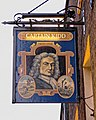 Captain Kidd, Wapping pub sign.jpg