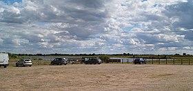 Car park at nature reserve. - geograph.org.uk - 509244.jpg