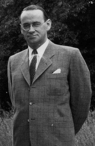 Carl Lutz - Carl Lutz (1895-1975).