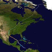 hurricane carla wikipedia
