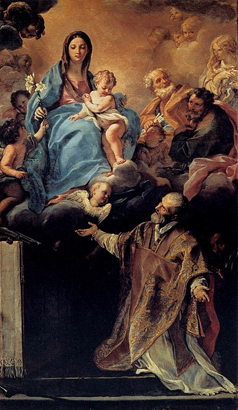 File:Carlo Maratta - The Virgin Appearing to St Philip Neri - WGA14052.jpg