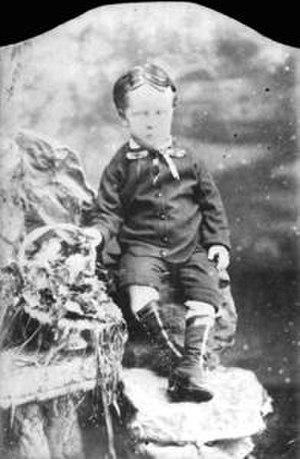 Carlos Chagas - Carlos Chagas, age 4.