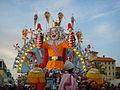 Carnevale di viareggio 2008, carro.JPG