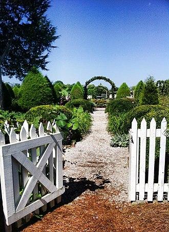Carnton - Garden at Carnton