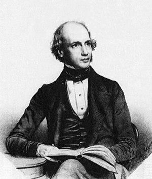 William Benjamin Carpenter - Carpenter in 1850