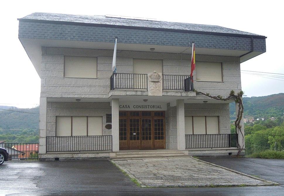 Casa consistorial de Beade