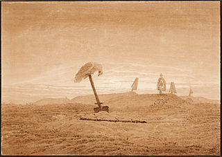 Landscape with Graves