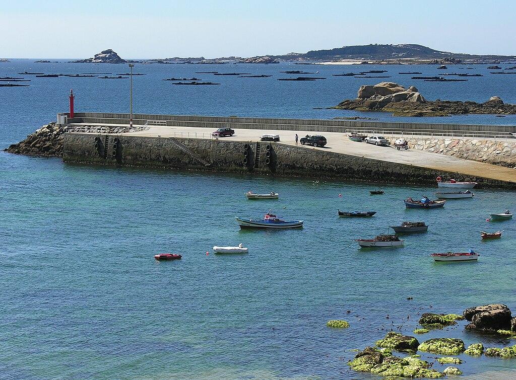 Castiñeiras Ribeira Galiza Spain