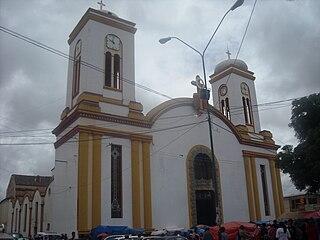 Punata Municipality Municipality in Cochabamba Department, Bolivia