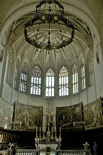 Roman Catholic Diocese of Viviers - High altar of Viviers Cathedral