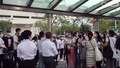 Cathay Pacific Airways Flight Attendants Union outside Cathay City 20201026.png