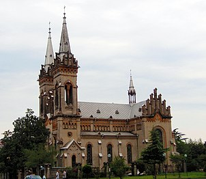 Cathedral of the Blessed Virgin Mary in Batumi