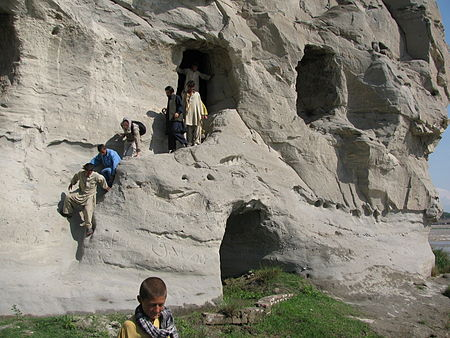 Caves on the Kabul River.jpg