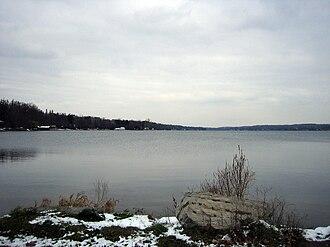 Cazenovia Lake - Image: Cazenovia Lake