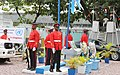 Celebration of the Internationnal Peacekeeping Day in the DRC (14299055574).jpg