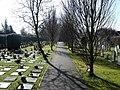 Cemetery, All Saints, Kesgrave - geograph.org.uk - 1185973.jpg