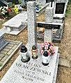 Cemetery Poznan Junikowo, Feliks Niemczewski 1956.jpg
