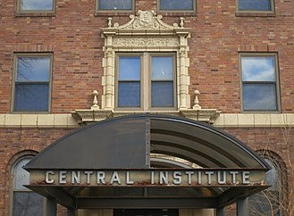 Central Institute for the Deaf - Image: Central Institute