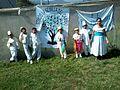 Ceremonia azteca de bienvenida a la primavera en Ayahualulco, Veracruz, México. 01.jpg