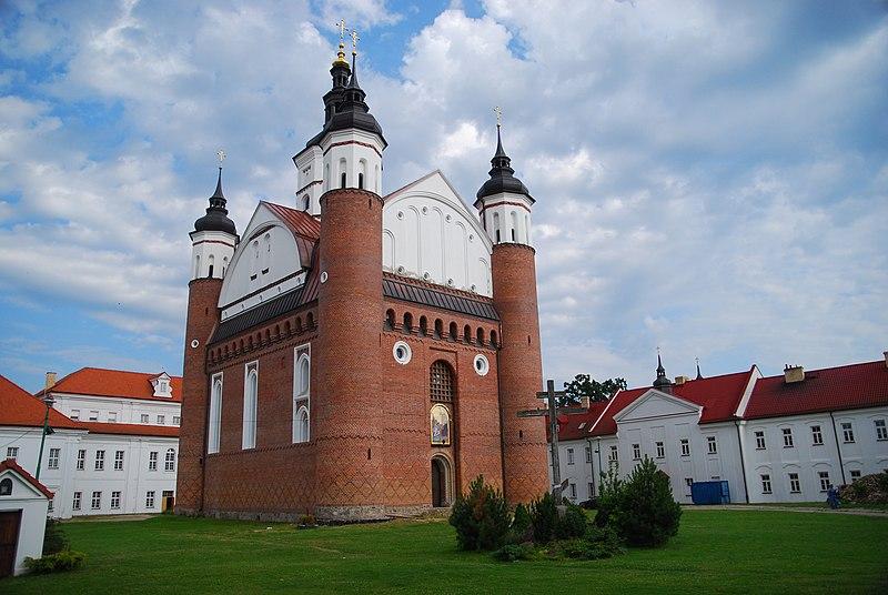 Plik:Cerkiew Zwiastowania NMP w Supraślu 03.jpg