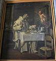 Certosa di fi, chiesa di s. lorenzo, interno, zona dei conversi, rutilio manetti, Apparizione di Gesù Bambino al beato Domenico dal Pozzo.JPG